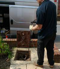 Cleared blocked drains in Whitstable CT5
